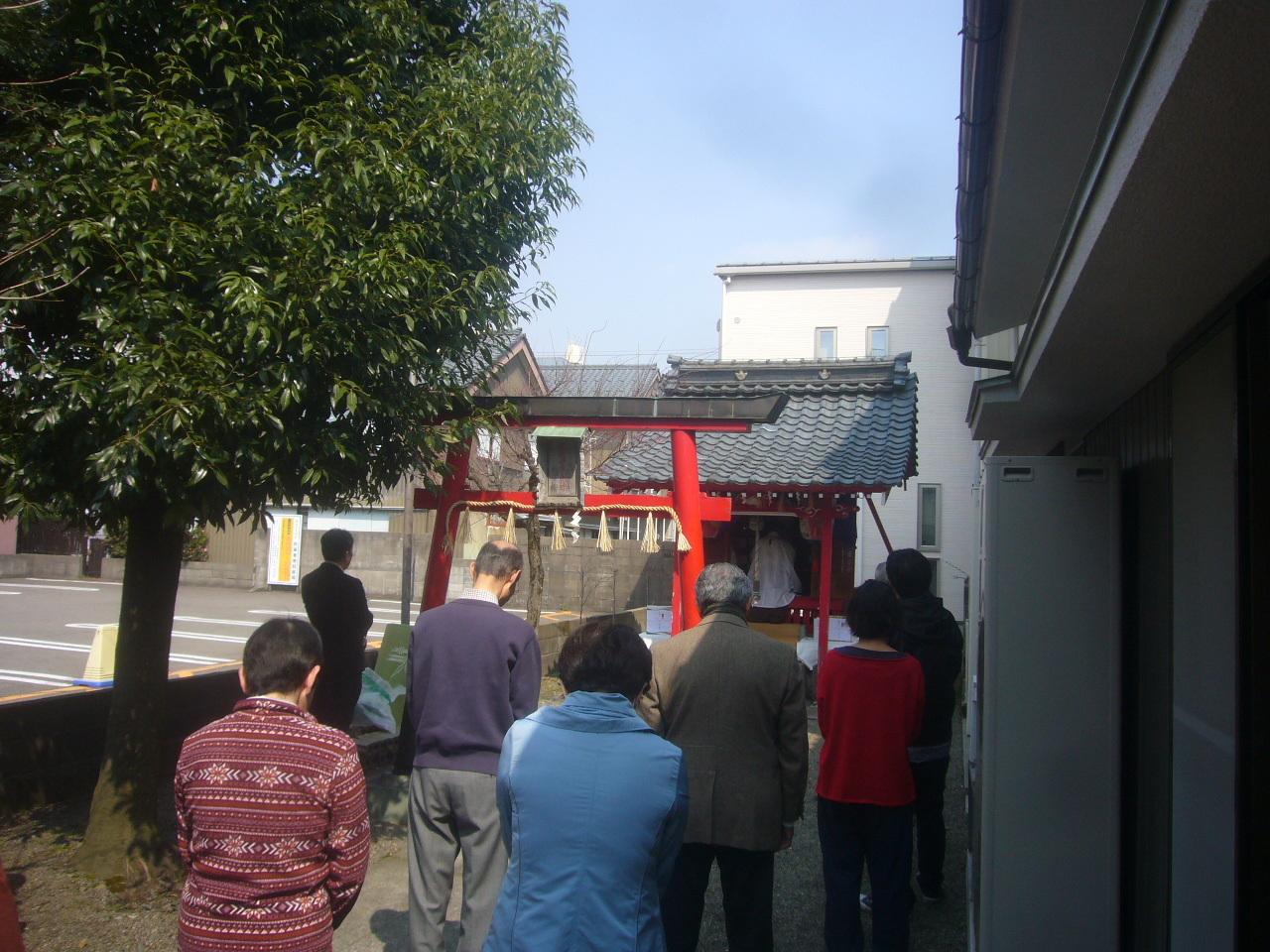 玄武稲荷例大祭 H30.3.25