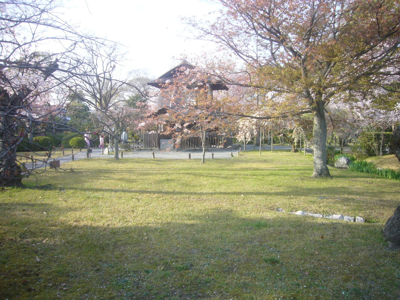 京都市内 渉成園 H30.3.31