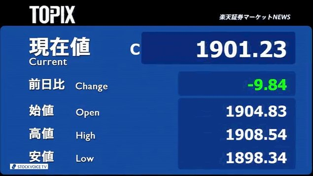 24日_楽天証券マーケットNEWS【大引け】02