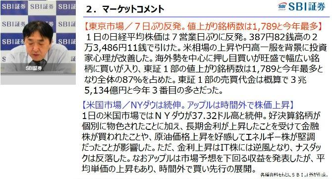2日_SBI証券モーニングレポート02