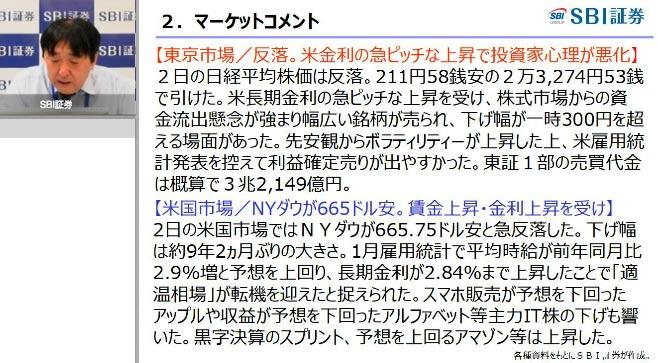 2月5日_SBI証券モーニングレポート02