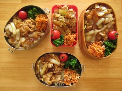 IMG_2291豚丼弁当