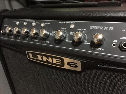 line6 スパイダーⅤ