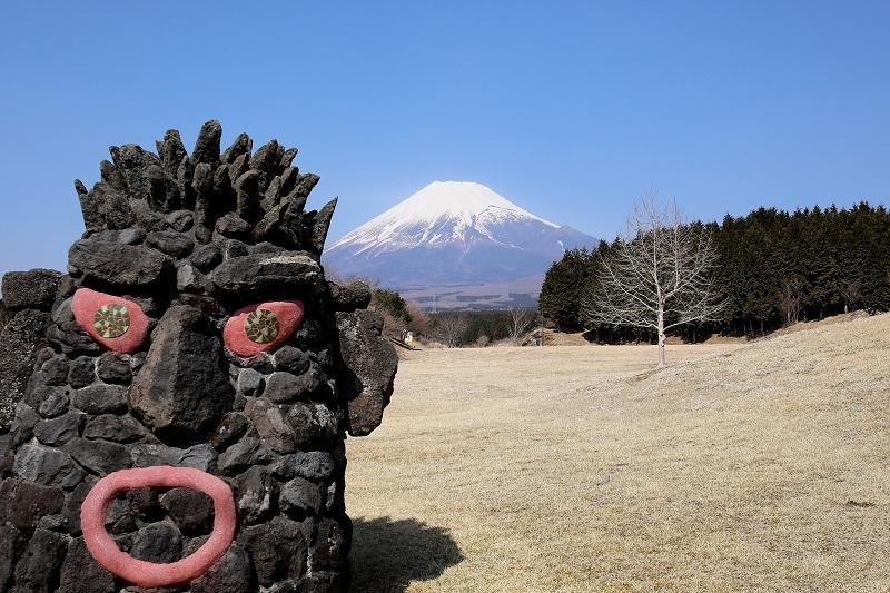 石像富士s