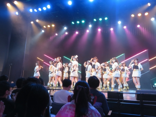 田中優香 卒業公演 03