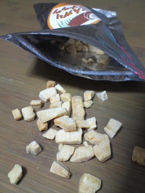 こんがりココナッツ