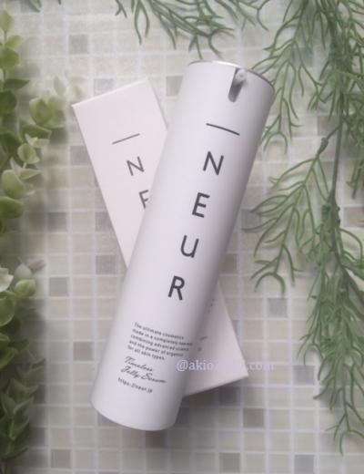 「_NEUR(アンダーノイル)タイムレスジェリーセラム」高機能美容液