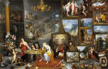 プラド美術館の視覚