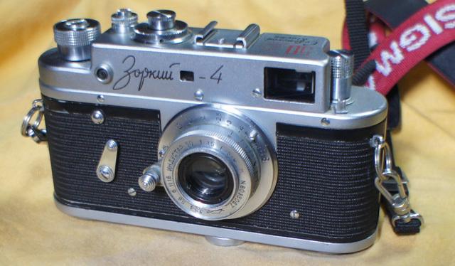 Zorki-4 DSC04601