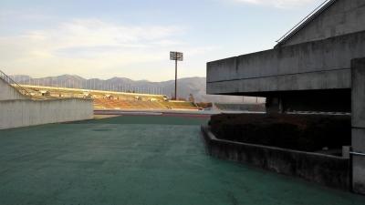 山梨中銀スタジアム20180212