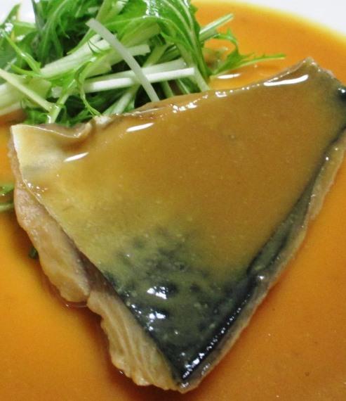 サバの味噌煮 B