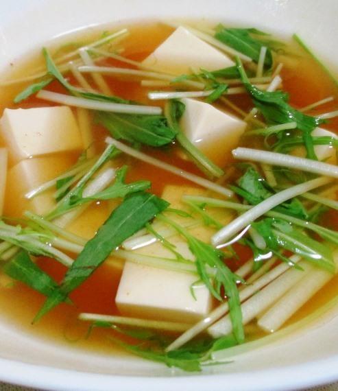 キムチスープ 大