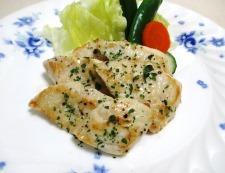 鶏むね肉のレモンペパーソテー 調理⑥