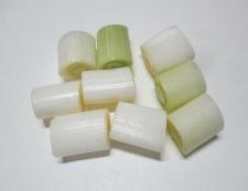 ねぎ竹輪 材料①