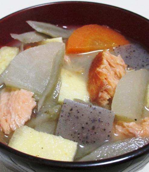 焼き鮭汁 B