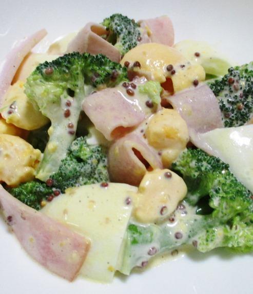ブロッコリーのサラダ B