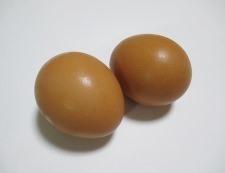 アスパラ卵 材料②