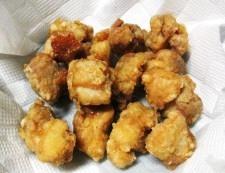 鶏もも肉の竜田揚げ 調理⑥