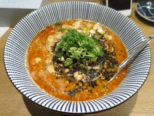 椿丸担々麺