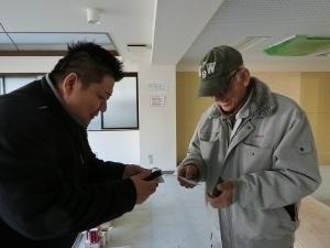 左:宮北社長  右:小野塚社長