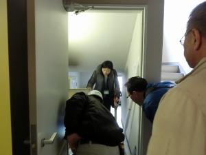 NTT東日本さんの現場調査2