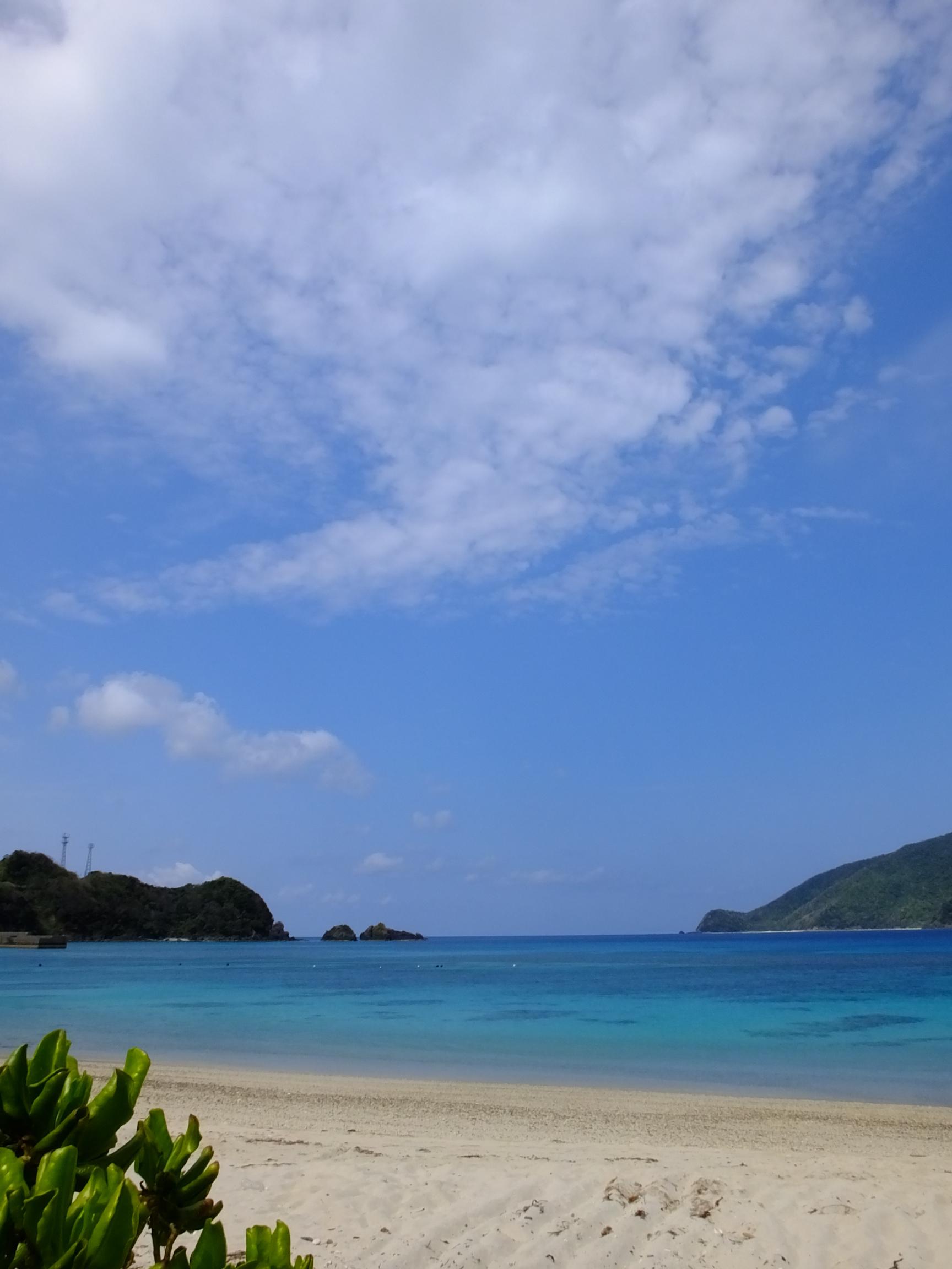 宇検村・タエン浜