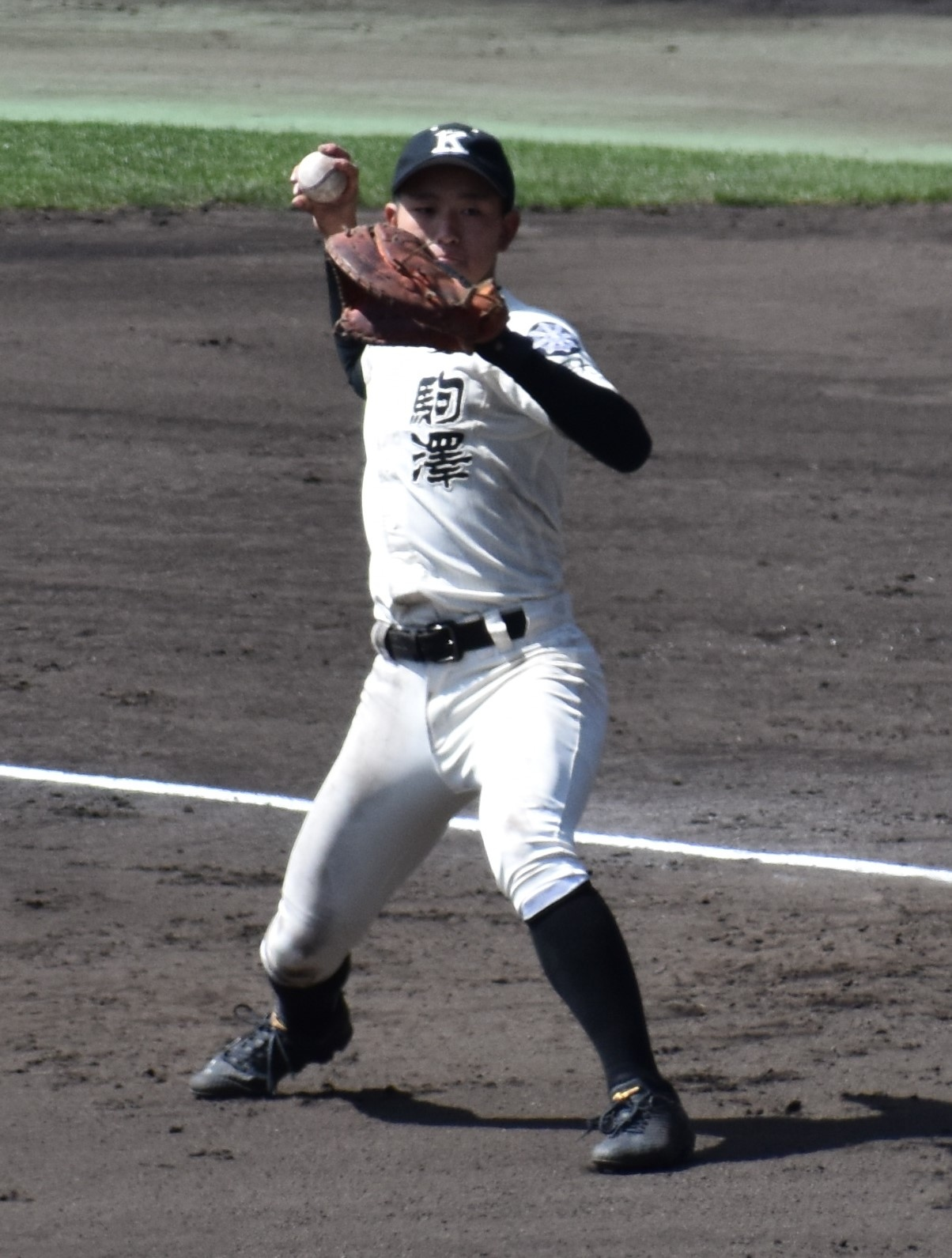 20180324駒大苫小牧 福岡