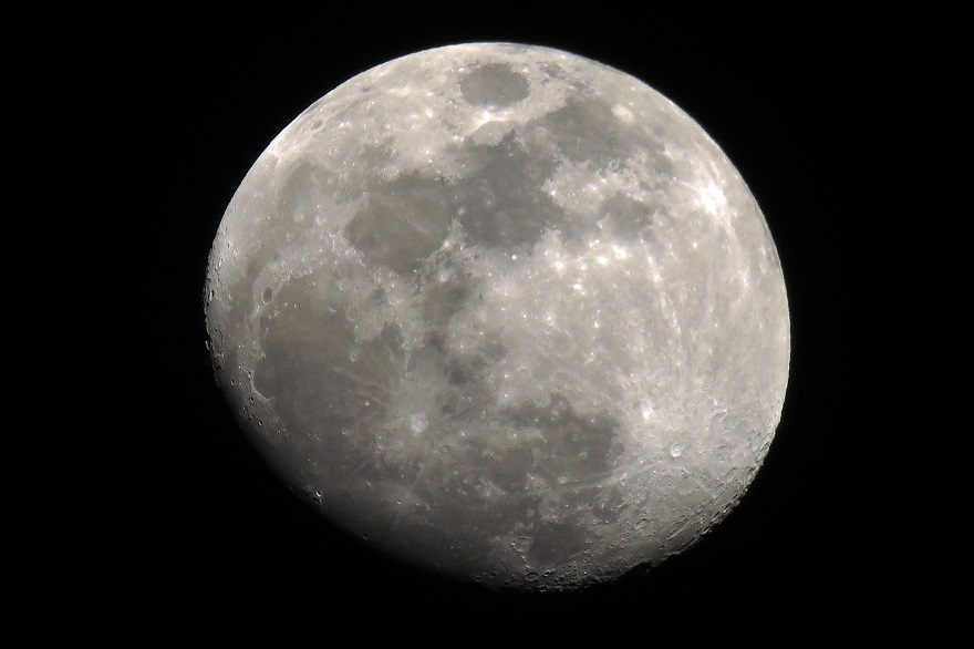 2月の月 (3)