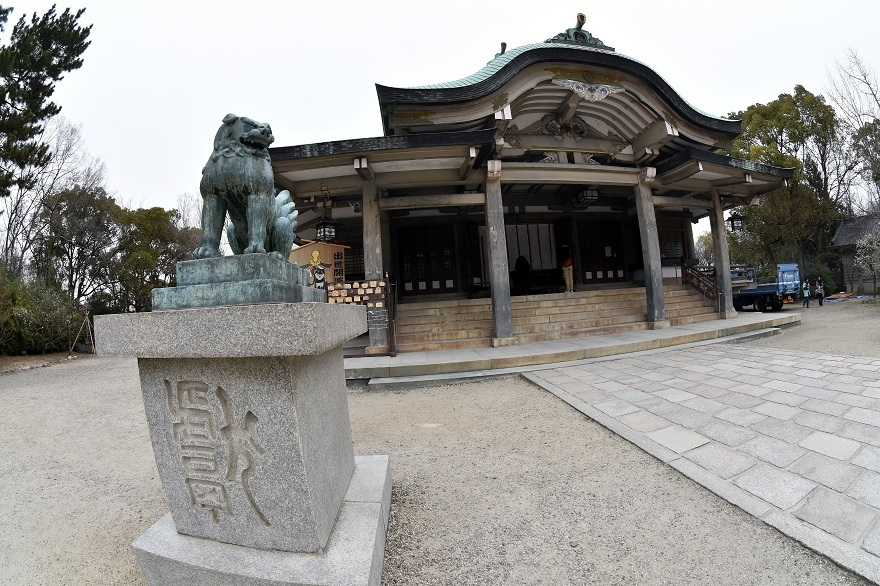 豊國神社・梅 (0)