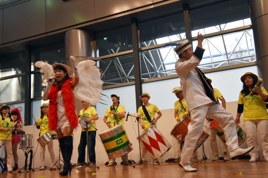 神戸国際・サンバ (10)