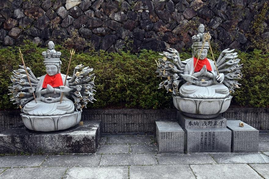 壺阪寺大仏桜 (19)