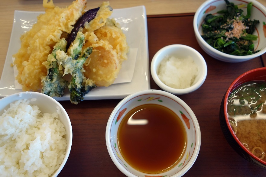 さん天春の定食 (0)