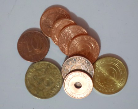 small coins (30)