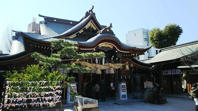 もう一度櫛田神社