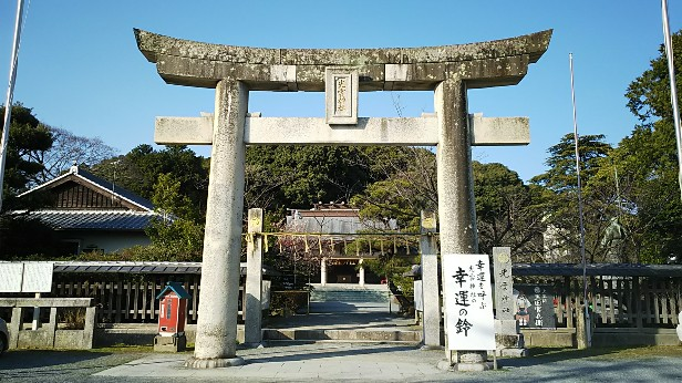 8 光雲神社 弐の鳥居