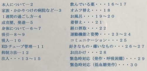 サポートブック目次0329 - コピー