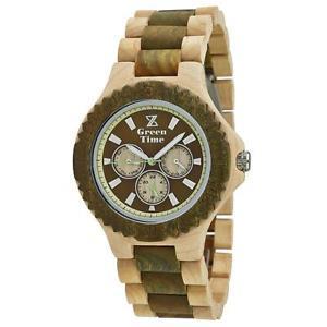 木の腕時計?!?