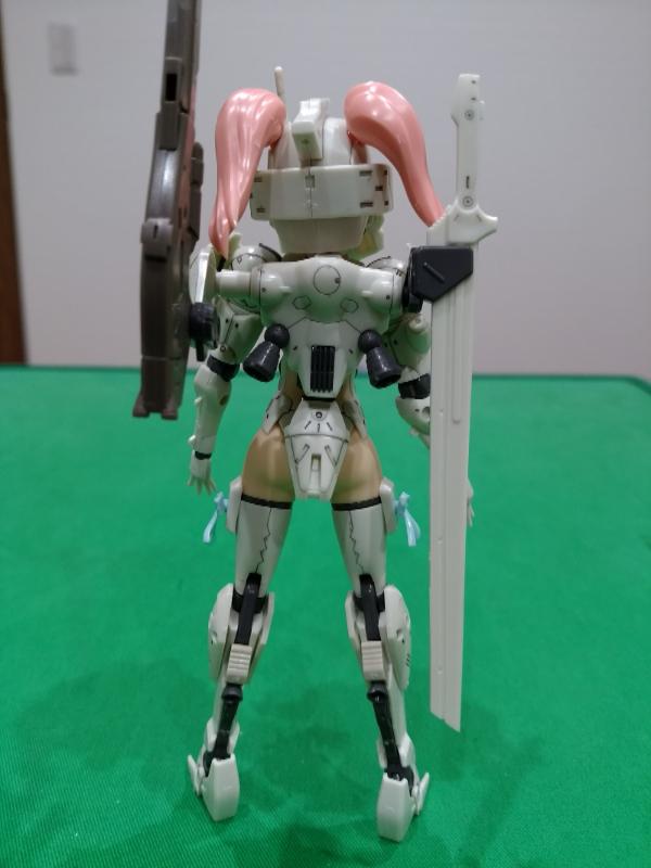 バイフー墨入れ装甲1