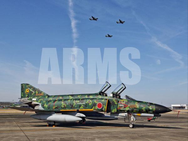 F-4ファントムの迷彩カラー