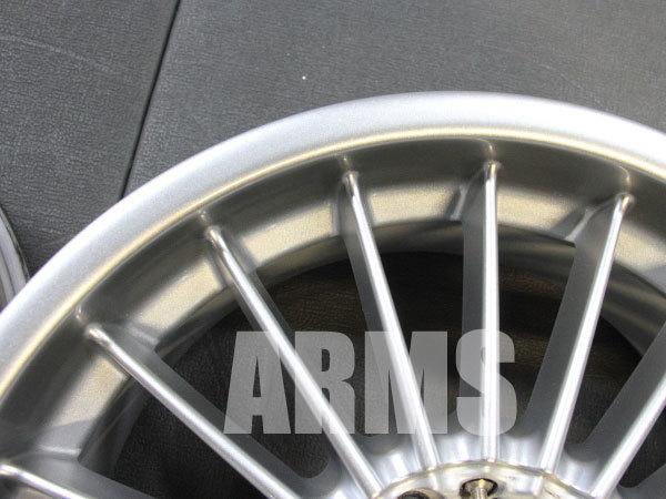 BMWアルピナのアルミホイール