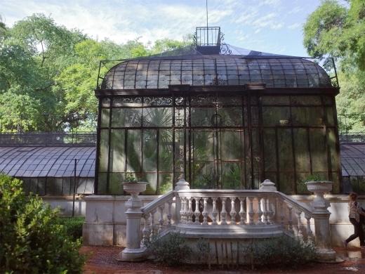 カルロスタイス植物園 - ほとんど一人旅II
