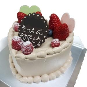 そつえんお祝いケーキ