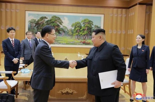 s_韓国 北朝鮮 融和