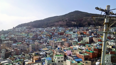 釜山の絶景