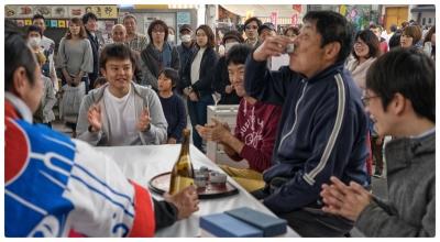 Kochi drinking games Okyaku 2018