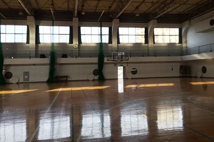 いつかの体育館
