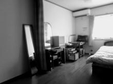 寝室 ドレッサー