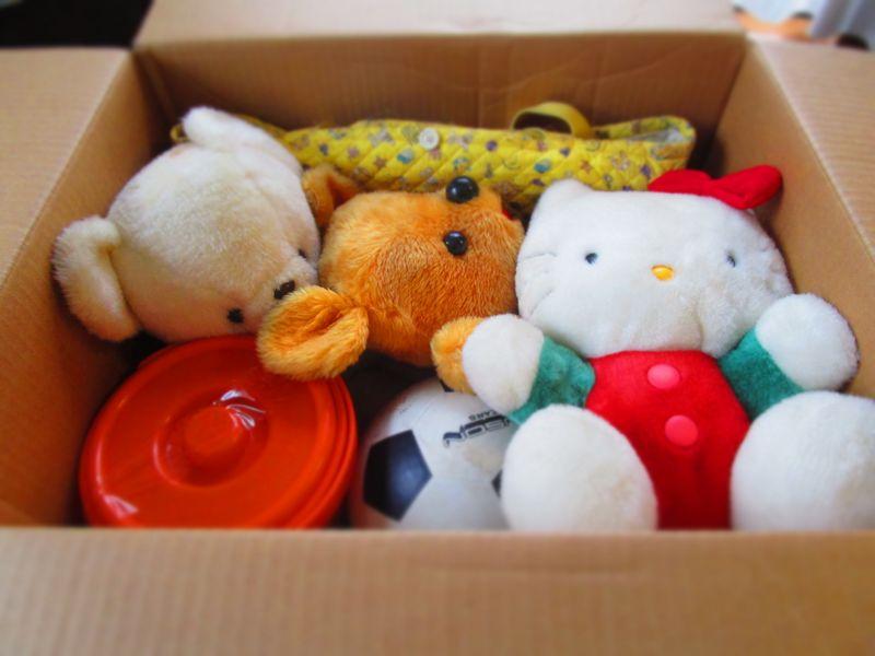 ぬいぐるみ おもちゃ 寄付 (3)