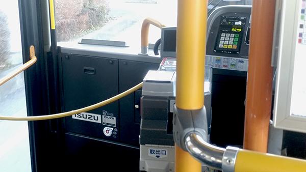 isuzuバス