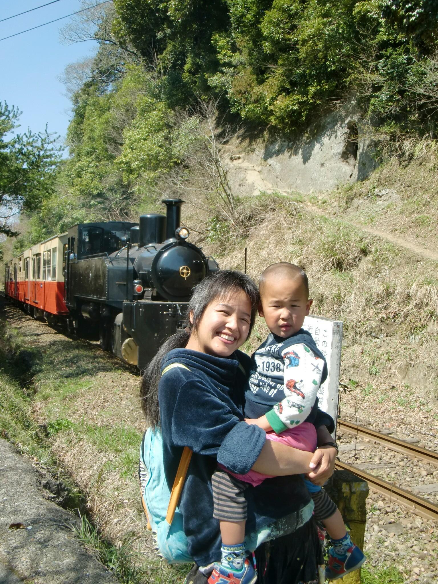 小湊鉄道 里山トロッコ列車